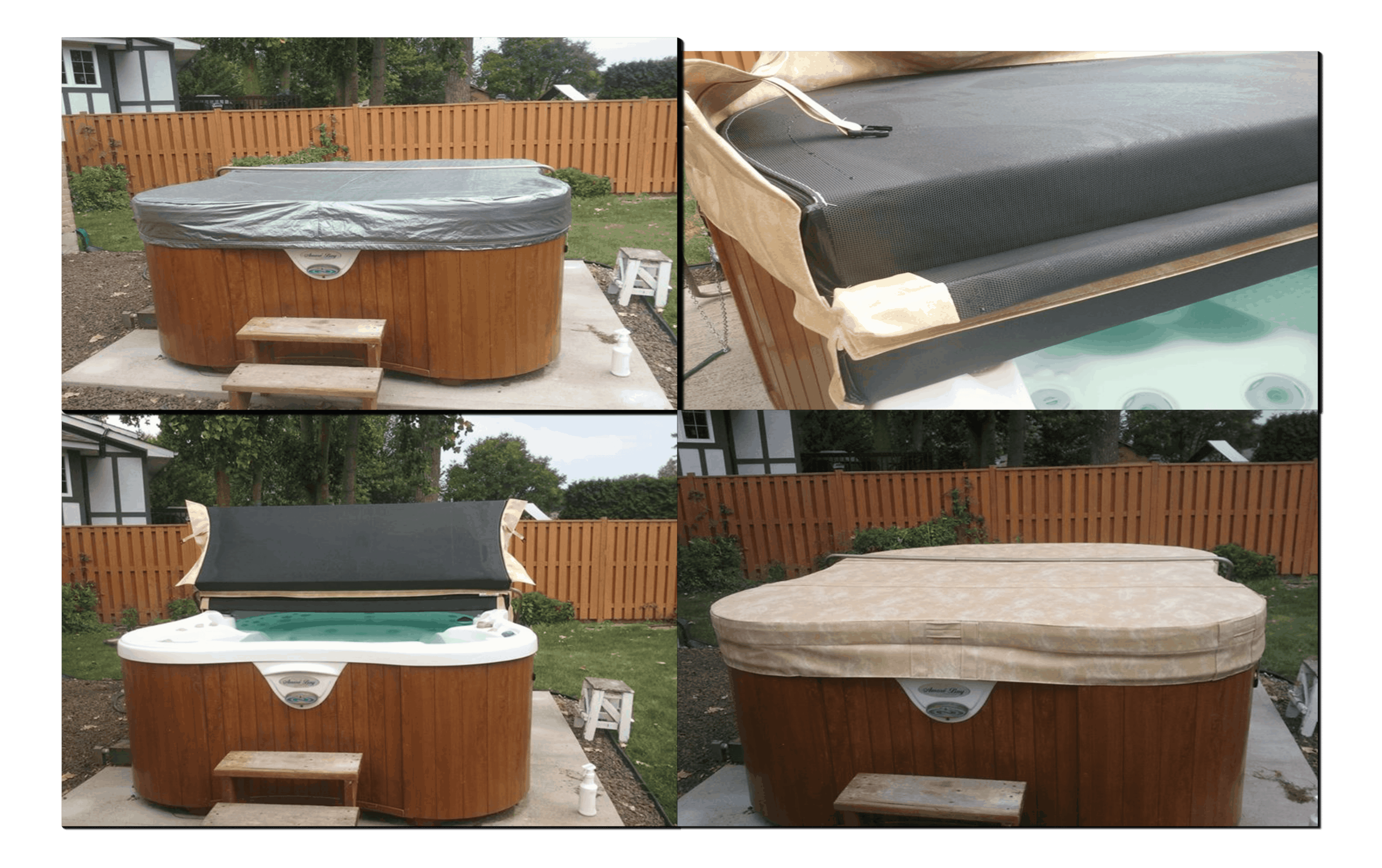 last pictures cover your make steps to version hot with step how tub covers